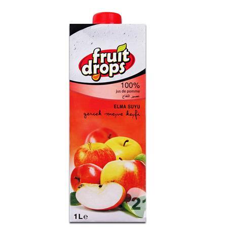 土耳其进口水果糖100%苹果汁