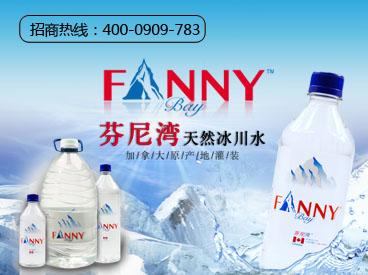 【芬尼湾】加拿大进口冰川水,全国招商