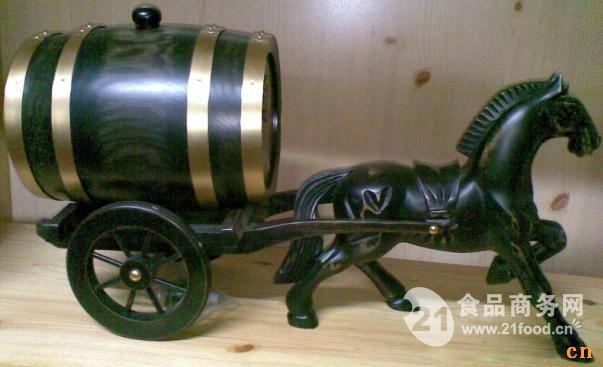 木制酒桶造型生产