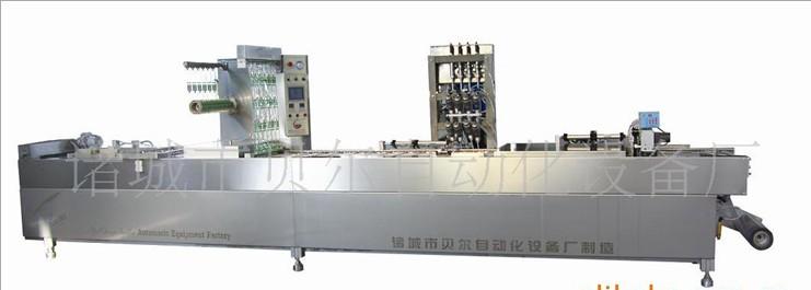牛肉条真空包装机包装机、全自动拉伸膜真空包装机