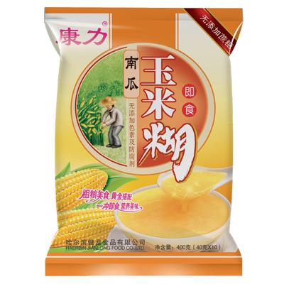 南瓜玉米糊