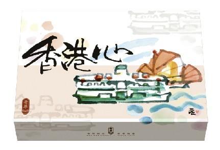 奇华香港心礼盒 原装香港制造 香港手信