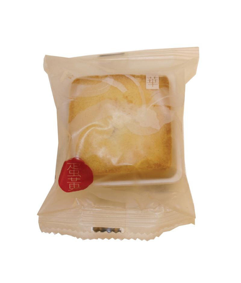 奇华蛋黄凤梨金酥单个包装 进口糕点