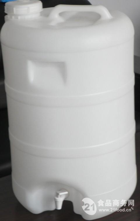 50公斤带水嘴塑料桶