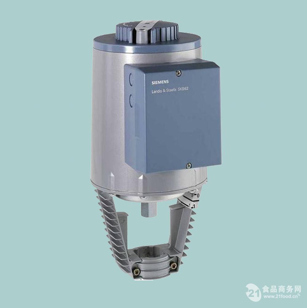 西门子电动执行器skc62