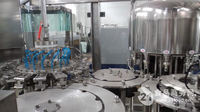 饮料灌装机械
