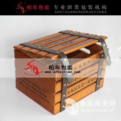 葡萄酒木箱供应商_葡萄酒木箱价格