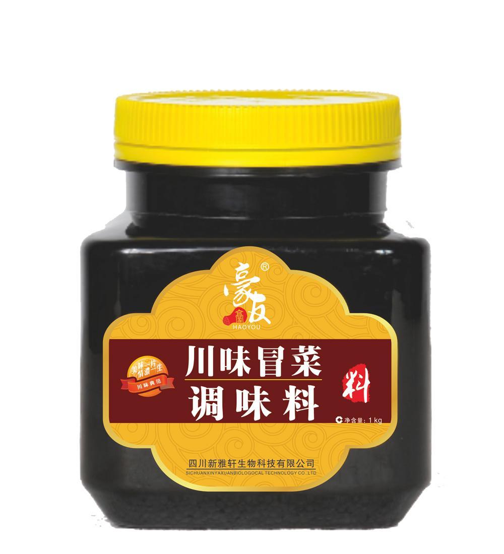 豪友  川味冒菜调味料