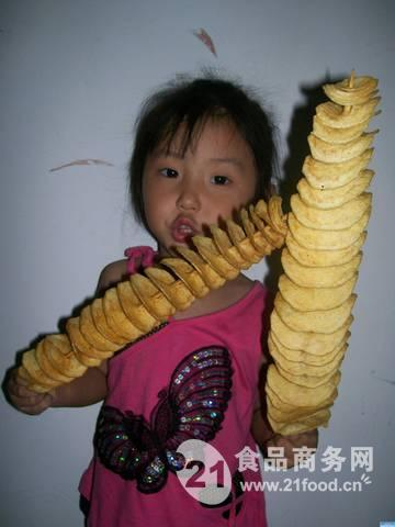 528正宗韩国龙卷风土豆机器