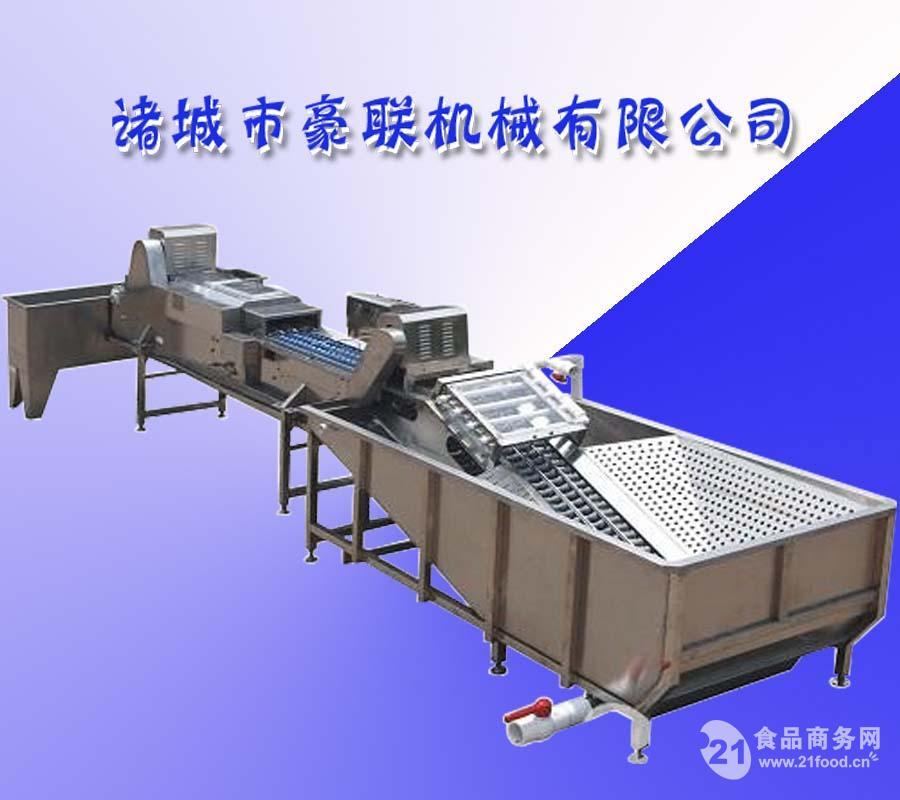 豪联牌HLXD-3优质不锈钢式多功能鸭蛋洗蛋机