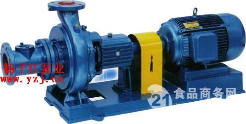 化工泵:XWJ无堵塞纸浆泵|低浓浆泵