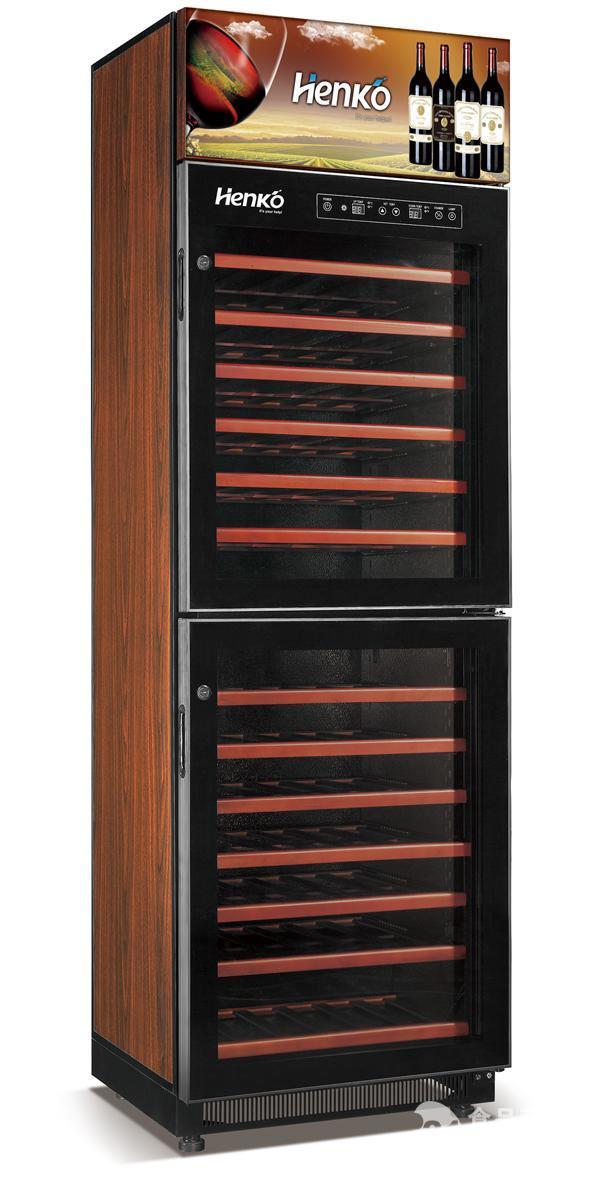 红木红酒柜