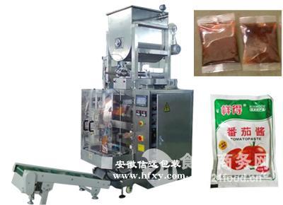泰式酸甜辣酱酱料包装机