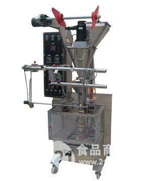 斜螺杆粉剂包装机