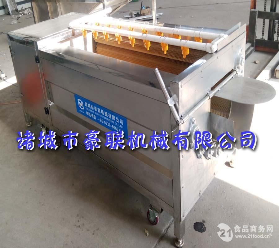 玛卡专用清洗机进口尼龙毛刷机