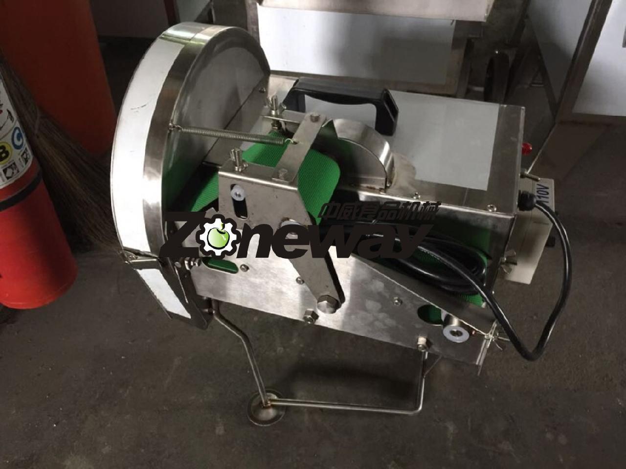 ZW-302皮带式切葱机