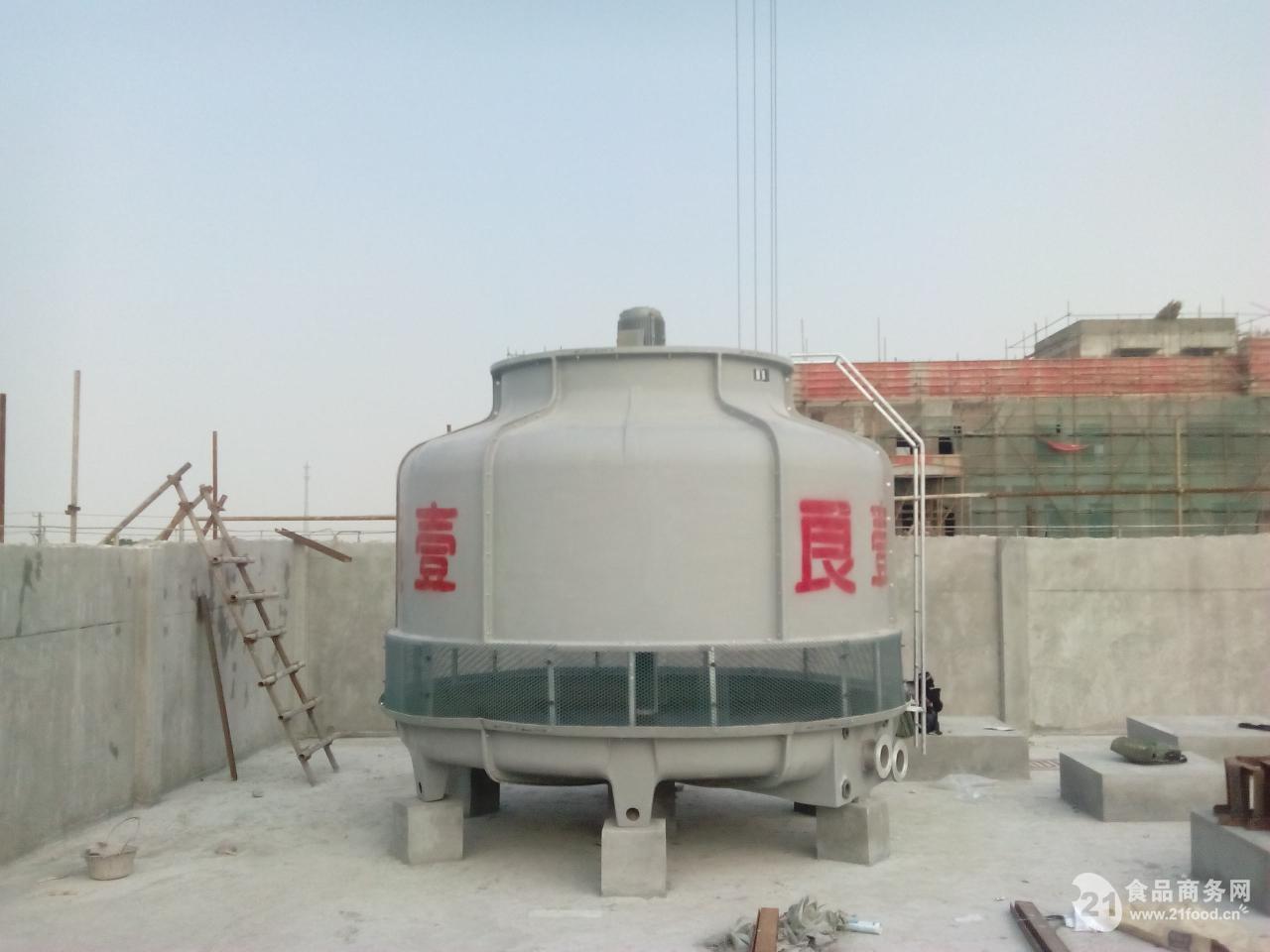 200吨圆形冷却塔