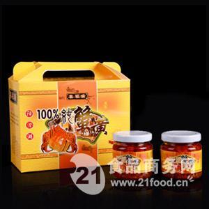 喜福瑞100%纯黄礼盒