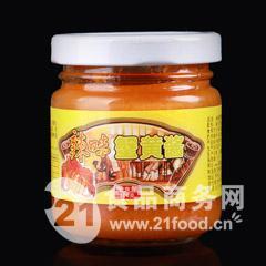 辣味蟹黄酱