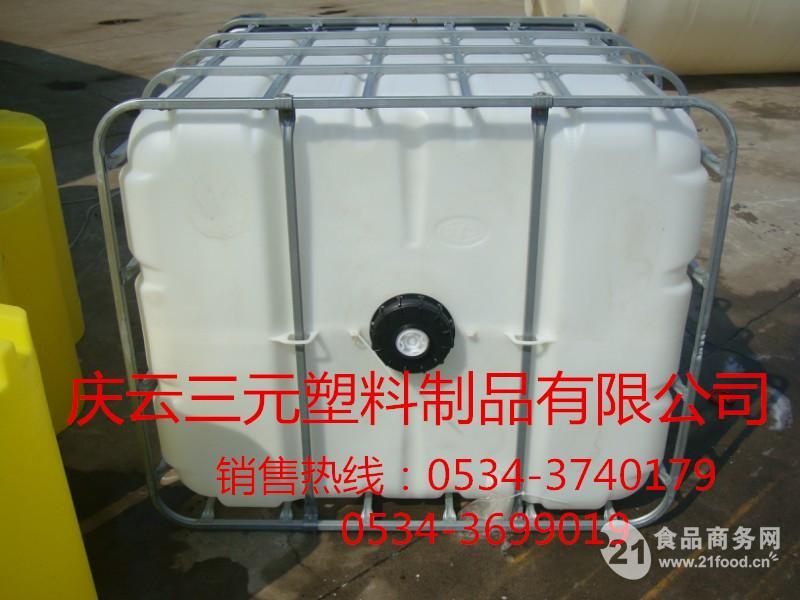 方形1吨塑料桶
