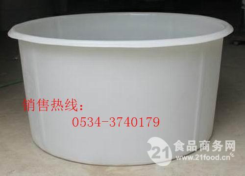 敞口1500L食品发酵塑料桶