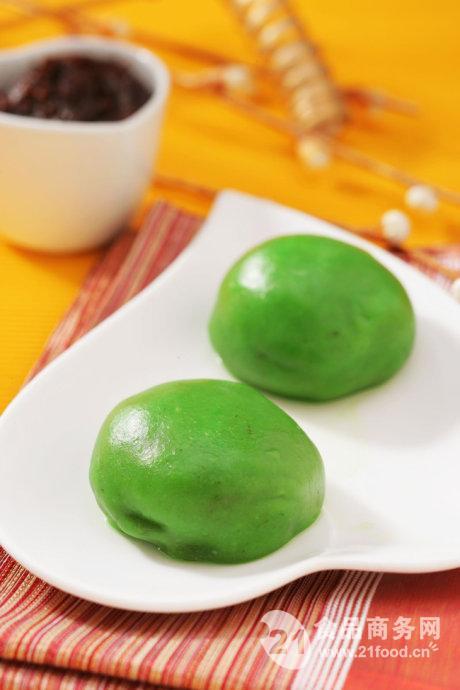 中泰木薯变性淀粉淀粉在青团的应用