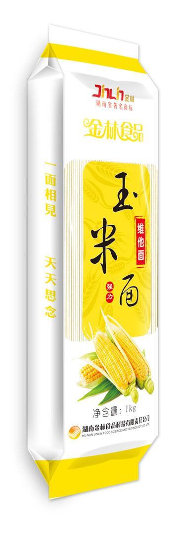 900g金林玉米面