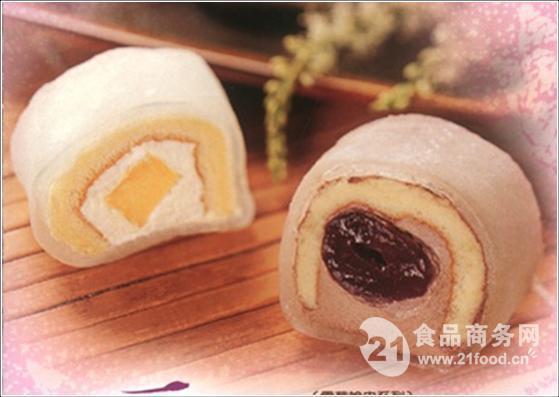 中泰变性淀粉用于麻糬口感佳