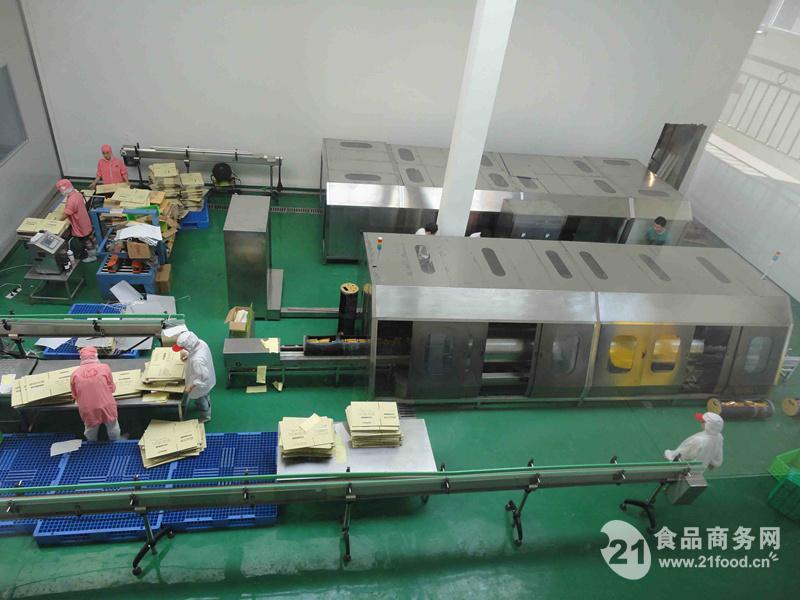 超高压食品加工生产线