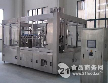 果蔬饮料生产线设备 热灌装机