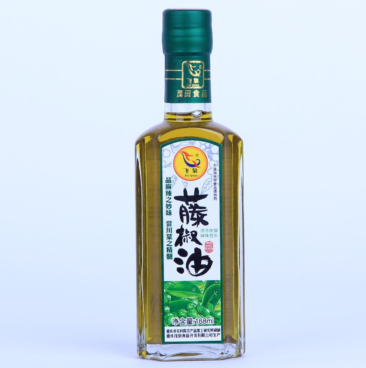 藤椒油168ml