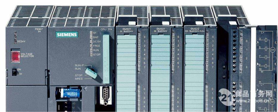 西门子plc模块cpu315-2pn/dp