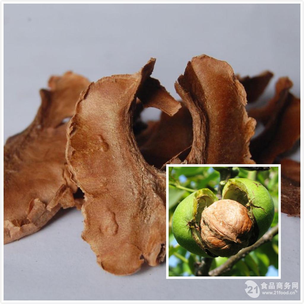 中文名称:分心木提取物 英文名称:Walnut extract 提取来源:胡桃科植物胡桃果核内的木质隔膜 提取溶剂:水-乙醇 检测方法:TLC 规格:10:1 外观:棕黄色粉末