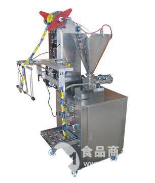 蜂蜜柚子茶包装机