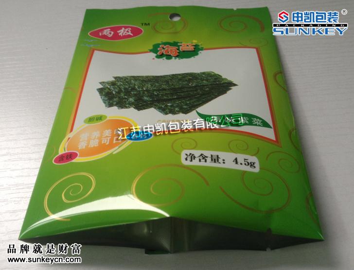 海苔食品包装袋