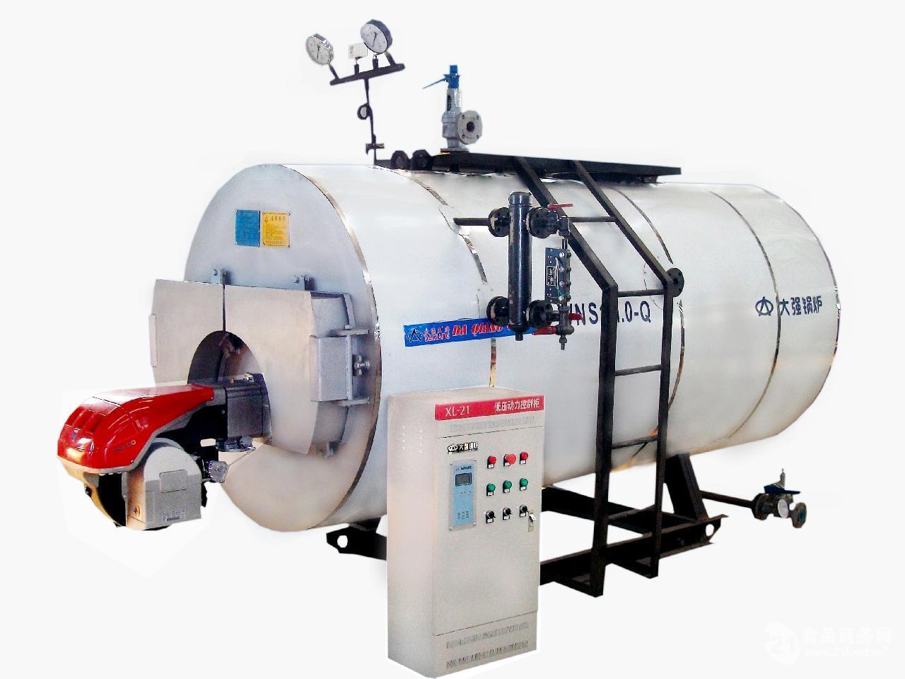长期供应燃气蒸汽锅炉