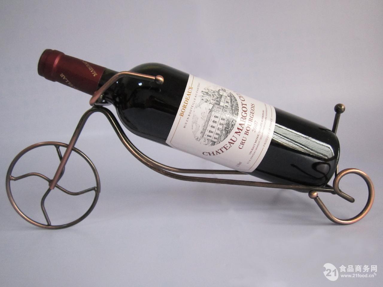 法国红酒玛歌酒窖金樽2005 (波尔多 )