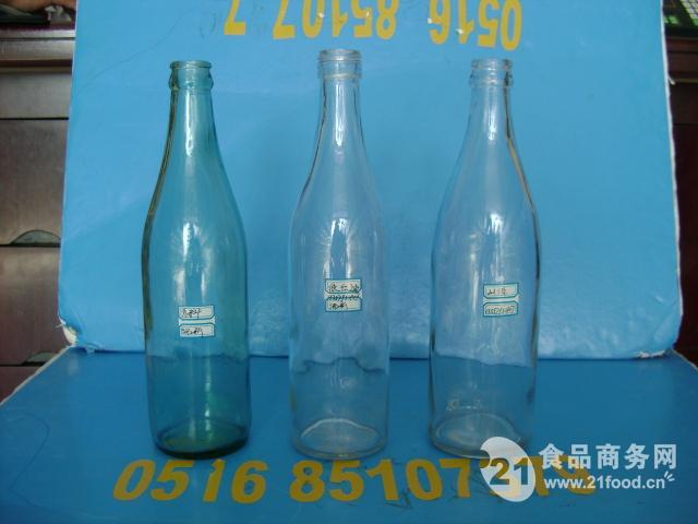 500ml酱油 醋玻璃瓶