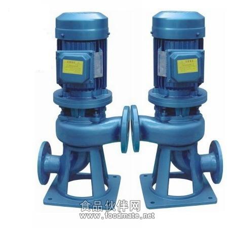 无堵塞排污泵 不锈钢排污泵