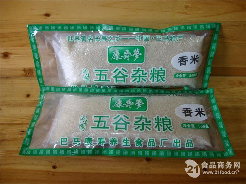 康寿梦 巴马香米500g 巴马特产
