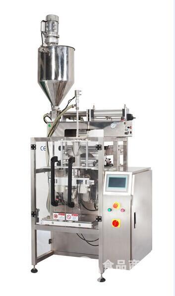 果汁液体自动包装机