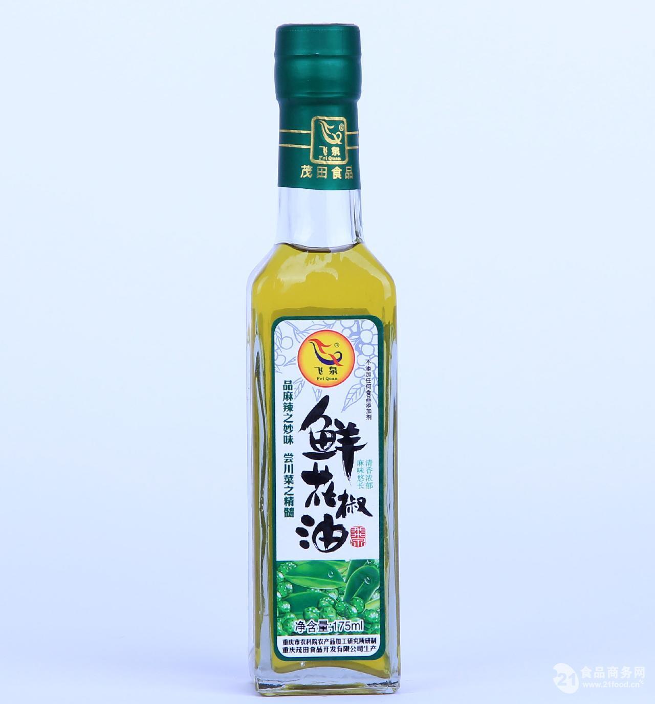 鲜花椒油175ml