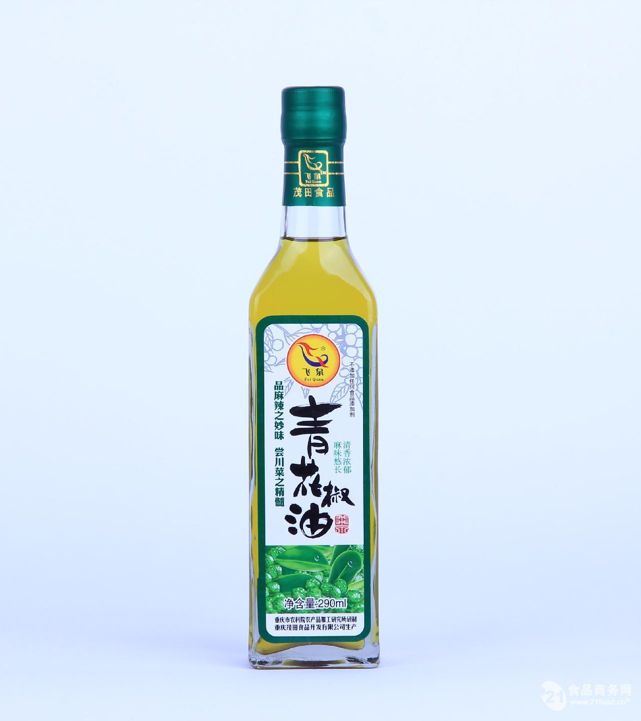 青花椒油290ml