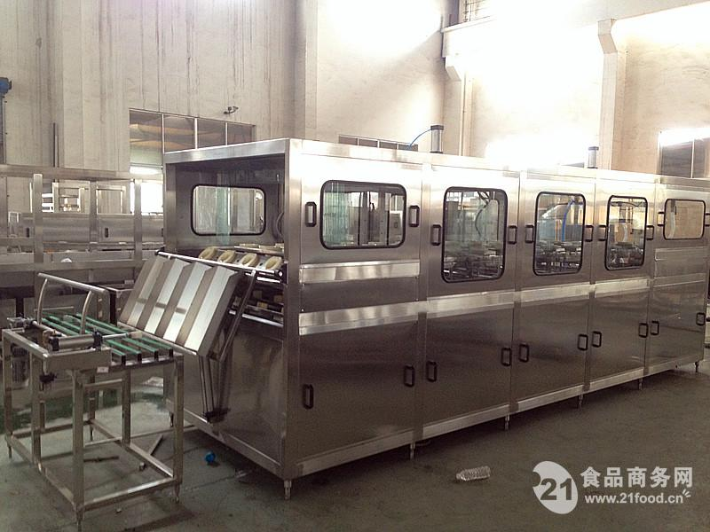 QGF系列150-1200桶/时 大桶灌装机