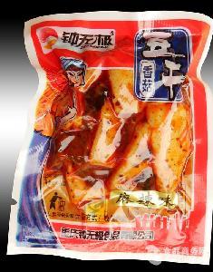 散装香菇豆干-麻辣味