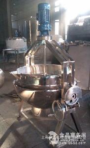 不锈钢龙门架结构可倾式电加热夹层锅