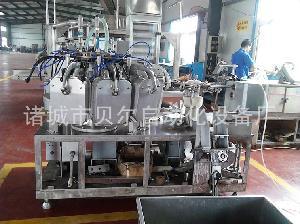 (给袋包装机厂家直销)BEIER-450型小袋粉剂自动包装机