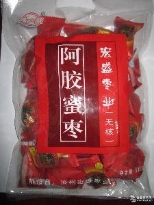 1000克颗粒阿胶枣大礼包