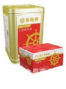 車輪人造黃奶油