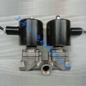 二位三通电磁阀高压防爆带信号反馈